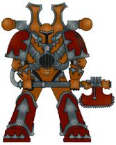 Bloodgorged Chaos Marine 4
