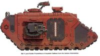 MKV Land Raider Prometheus