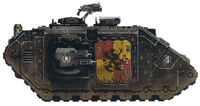 HG Land Raider Prometheus 'Shield of Mancora'