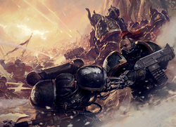 IW vs. Iron Hands 10th Black Crusade