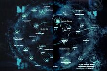 Orpheus Sector Map