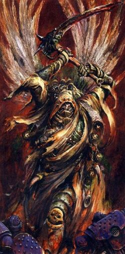 Mortarion, Prince of Decay