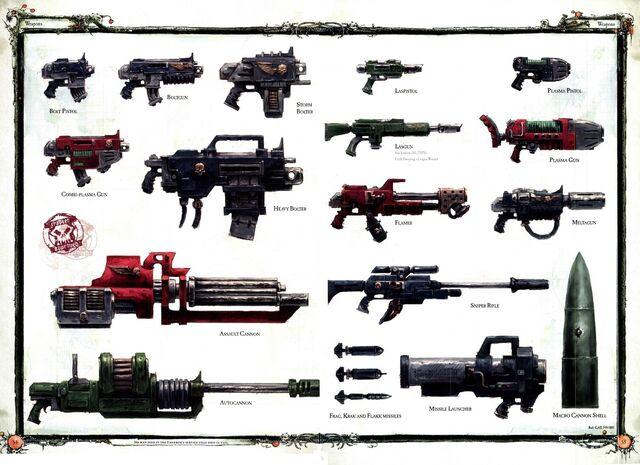 File:Various Imperial Weapons.jpg
