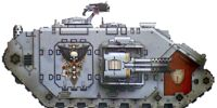Vortimer Pattern Land Raider Redeemer