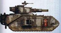Imperial Macharius Heavy Tank