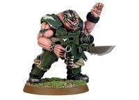 Imperial Guard - Ogryn Squad 1 (BONE-head)