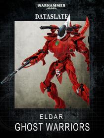 Eldar Ghost Warriors Cover