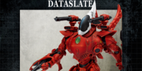 Dataslate: Eldar Ghost Warriors
