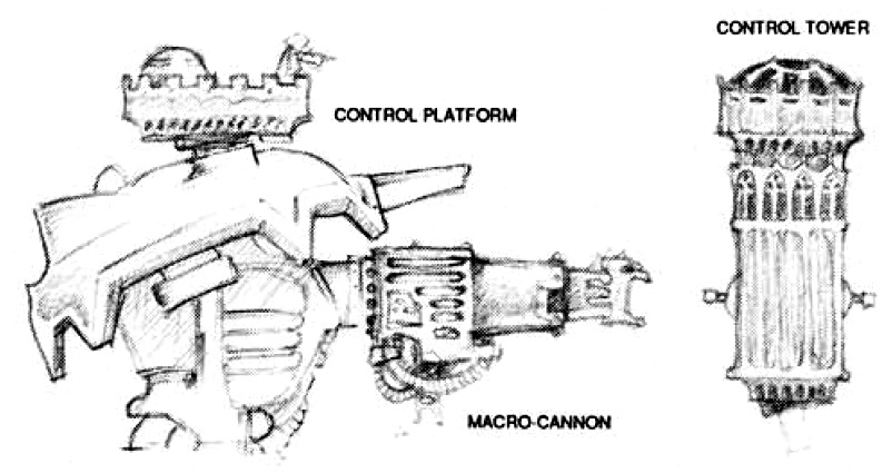 Deathstrike Cannon Warhammer 40k Fandom Powered By Wikia