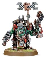 Big Mek Boss Pole