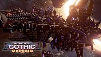 Battlefleet Gothic Armada - Chaos Trailer