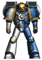 Veteran Sergeant Domitian-Vanguard Squad