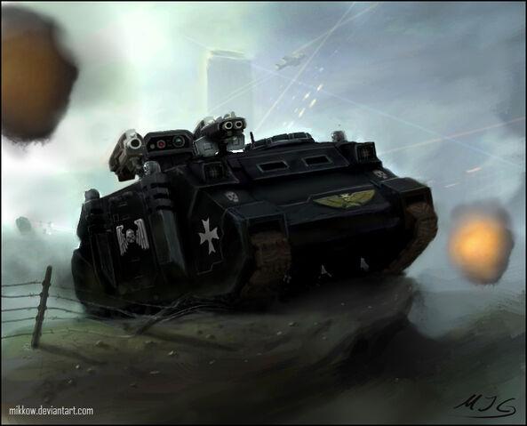 File:Warhammer Razorback Rhino by mikkow.jpg