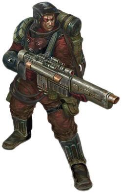 Inquisition Stormtrooper