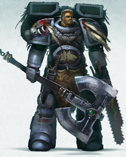 Wolf Lord Sven Bloodhowl