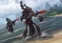 Wraithguard Attack