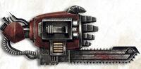 Amit's Chain Glove