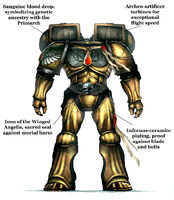 Dante's Artificer Armour