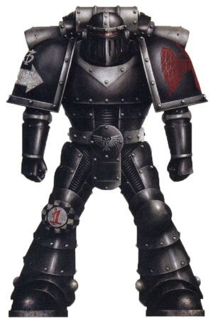 DA Legionary MK II