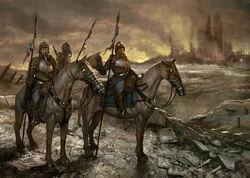 On pale horses by diegogisbertllorens