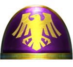 Hawk Lords Badge