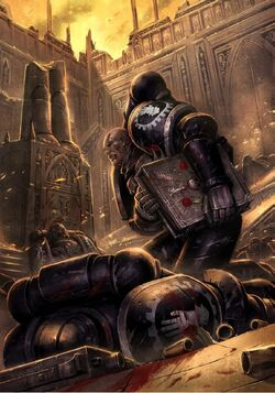 Iron Hands sole survivor