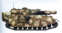 Stormblade Sarenian 5th Heavy Tank Company
