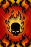 Red legion banner