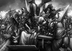Dark Heresy Ascension 2 by faroldjo