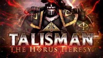 Talisman The Horus Heresy Teaser Trailer