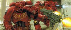 Blood Angels Tactical Squad Armageddon