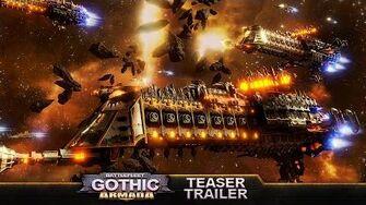 BATTLEFLEET GOTHIC ARMADA - TEASER