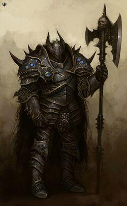 Fantasy warhammer tzeentch chosen 1500x2423 wallpaper www.wallpaperhi.com 53