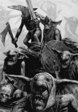 Warhammer Gnoblar