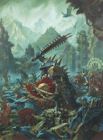 Lizardmen Art 1