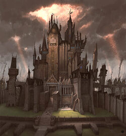 Warhammer Altdorf Imperial Palace