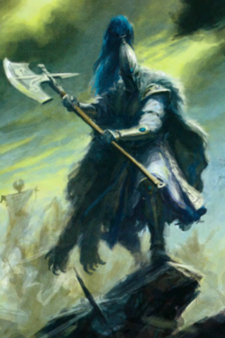 Warhammer White Lion of Chrace