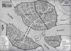 Warhammer Nuln Map