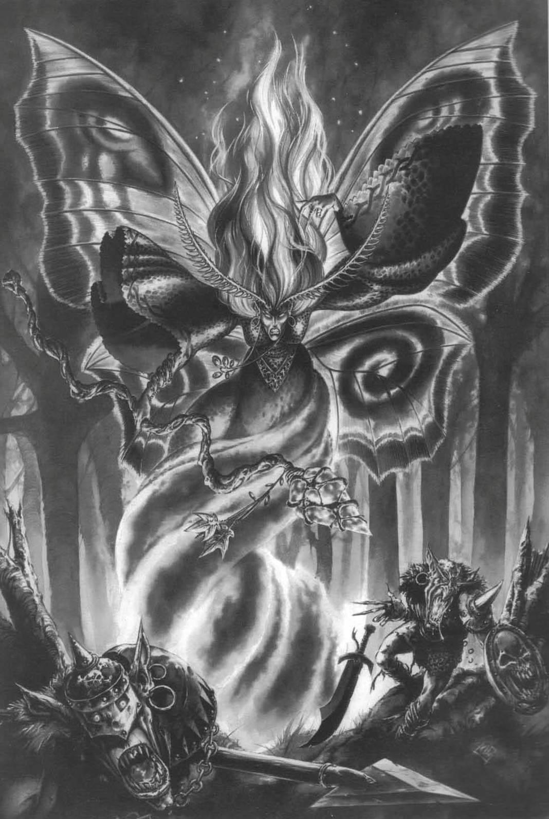 ariel warhammer wiki fandom powered by wikia