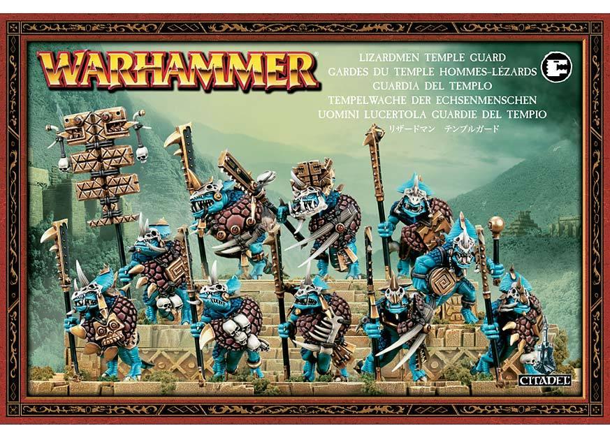 Lizardmen, Pro-painted, Warhammer Fantasy - Lizardmen Saurus ...