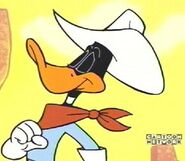 Daffy Duck Duck Dodgers-1-
