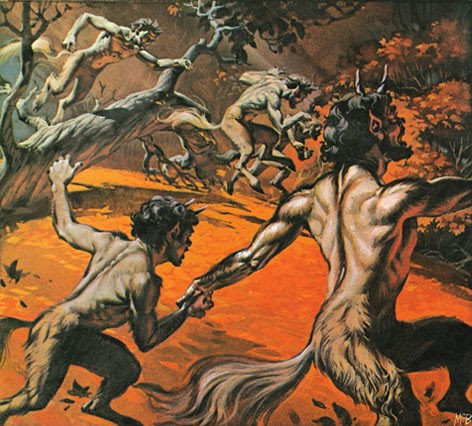 1000  images about Satyrs on Pinterest | Magic the gathering, Rome ...
