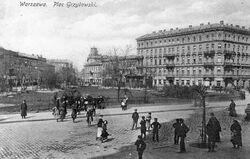 Plac Grzybowski (przed wojną).jpg