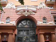 Filtrowa (budynek nr 68, fasada)