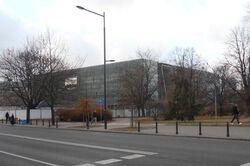 Muzeum Historii Żydów Polskich (budowa 25).JPG