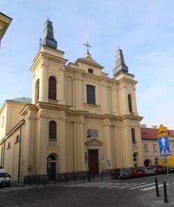 Kościół Stygmatów św. Franciszka Serafickiego (Franciszkanów).JPG