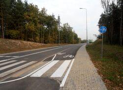 Mehoffera-Bis (ścieżka rowerowa).JPG