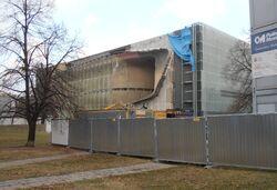 Muzeum Historii Żydów Polskich (budowa 26).JPG