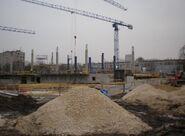 Muzeum Historii Żydów Polskich (budowa)9