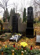 Cmentarz Ewangelicko-Augsburski (nagrobek Lilpopów)